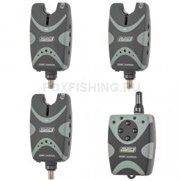 Электронный сигнализатор D.A.M. MAD INSOMNIA G2 3+1 (Набор в кейсе)