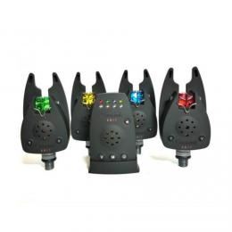 Электронный сигнализатор PROLOGIC Unit Bite Alarm Set 4+1