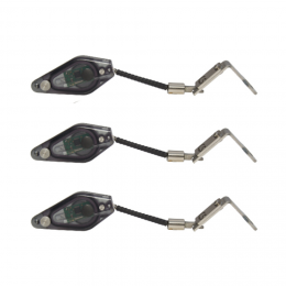 Свингер CARP SOUNDER Dropstar DR LX2 Set3 Hanger Mini Black