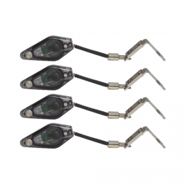 Свингер CARP SOUNDER Dropstar DR LX2 Set 4 Hanger Mini Black
