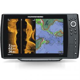 Эхолот HUMMINBIRD HELIX 12X CHIRP SI GPS