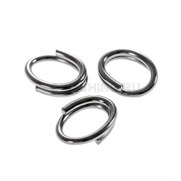 Заводные кольца OWNER 77726 овал №2