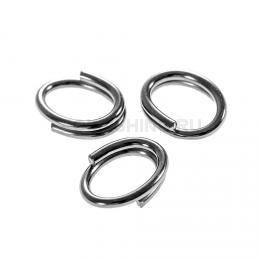 Заводные кольца OWNER 77726 овал №4
