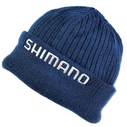 Шапка SHIMANO FLEECE KNIT BREATHHYPER INDIGO
