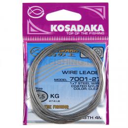 Поводковый материал KOSADAKA 7001 1х7 №20