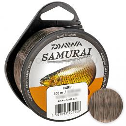 Леска DAIWA SAMURAI 500м. 0.25мм. CAMO