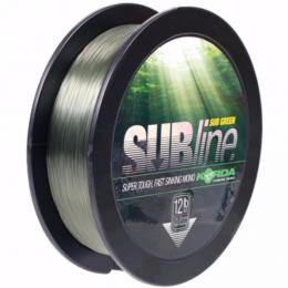 Леска KORDA SUBLINE ULTRA TOUGH Green 0.43 mm