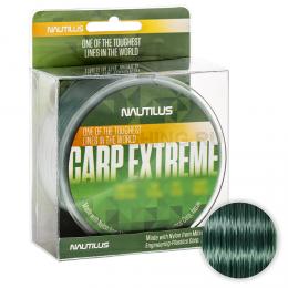 Леска NAUTILUS Carp Extreme 600м d-0.35мм 11.4кг