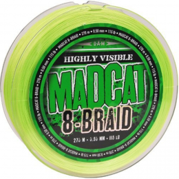 Плетеный шнур MADCAT G2 8-BRAID MAIN LINE 270m 0.60mm