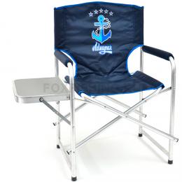 Кресло КЕДР АДМИРАЛ AKAS-04 со столиком и подстаканником