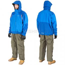 Костюм SHIMANO GORE-TEX RB-014M Синий 4XL (XXXL)