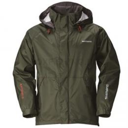 Куртка SHIMANO DS BASIC JACKET Хаки XL