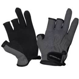 Перчатки TSURIBITO GLOVES SFG-8016 Gray