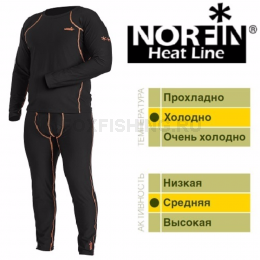 Термобелье NORFIN HEAT LINE 05 XXL