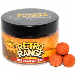 Бойлы CRAFTY CATCHER RETRO King Prawn 15мм. 150мл.