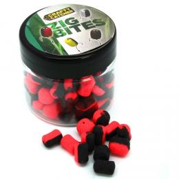 Бойлы CRAFTY CATCHER ZIG BITE Raspberry and Black Pepper