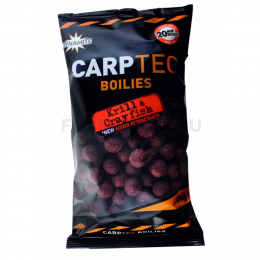 Бойлы DYNAMITE BAITS KRILL & CRAWFISH CARPTEC 15мм 1кг