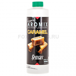 Аттрактант SENSAS AROMIX Caramel 0.5л