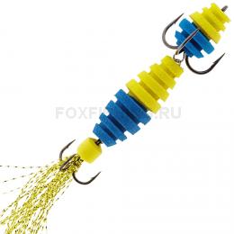 Мандула OT FILLA ВИБРО #10 цвет желто-синий