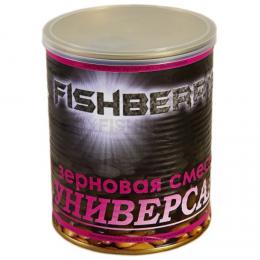 """Зерновая смесь FISH BERRY SPOD MIX Зерновая смесь """"Классика"""" 900мл ."""
