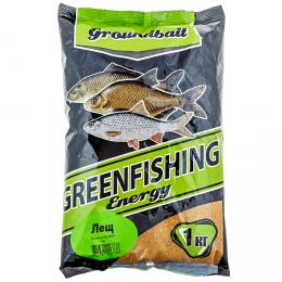 Прикормка GREENFISHING ENERGY Лещ 1кг