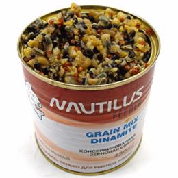 Прикормка NAUTILUS GRAIN MIX DINAMITE (Универсальная)