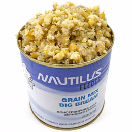 Прикормка NAUTILUS GRAIN MIX BIG BREAM (Лещ)