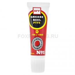 Смазка SFT для катушек Grease Reel Silicone №1