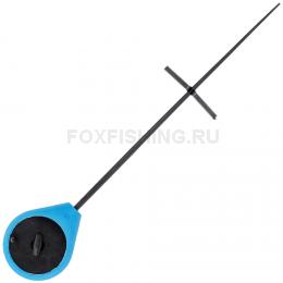 Удилище зимнее GRIFON ICE ROD Спорт синяя (с подножкой)
