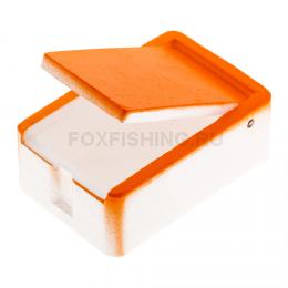 Мотыльница SATURN art. оранжевая