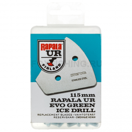 Нож для ледобура RAPALA art. Ножи для ледобура UR 115