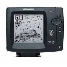Эхолот HUMMINBIRD 748 x 3D