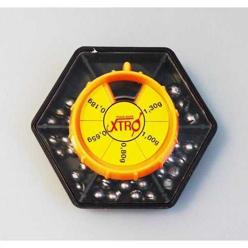 Дробь XTRO art. 60 гр. (мягкий) фото №1