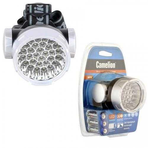 Как сделать налобный фонарь