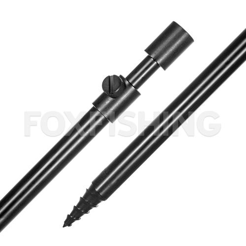 Стойка MAD BLACK ALUMINIUM Bankstick Screw Point 85-160 cm фото №1