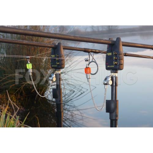 Электронный сигнализатор FLAJZAR FISHTRON Q9-TX Solar желтый фото №5