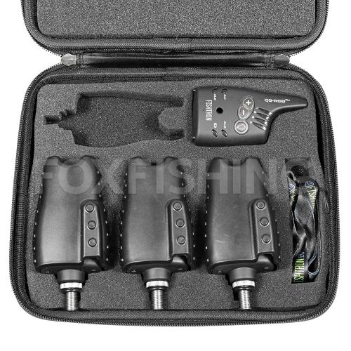 Электронный сигнализатор FLAJZAR FISHTRON Q9-RGB-TX 3+1 Multicolour фото №12