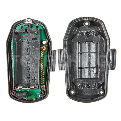 Электронный сигнализатор MADCAT SMART ALARM SET 3+1 RED + GREEN + YELLOW фото №4