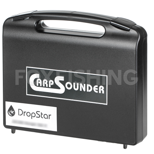 Свингер CARP SOUNDER Dropstar DR LX2 Set 4 Hanger Mini Black фото №7