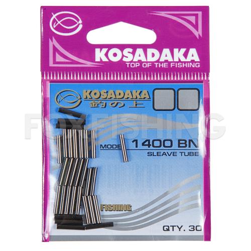 Обжимная трубка KOSADAKA 1400BN 1.0mm фото №1