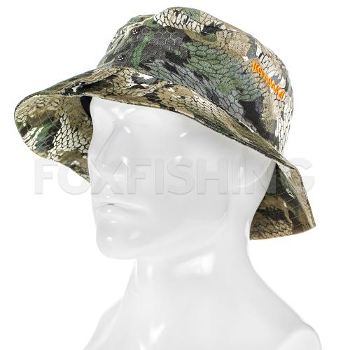 Панама KOSADAKA Maskit 3 в 1 XL зеленая фото №2