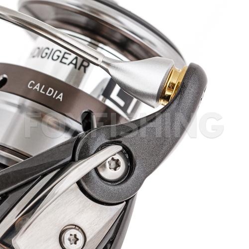 Катушка безынерционная DAIWA CALDIA LT 4000D-CXH фото №3