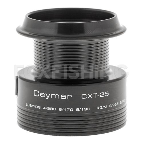Катушка безынерционная OKUMA CEYMAR XT CXT-25FD фото №9