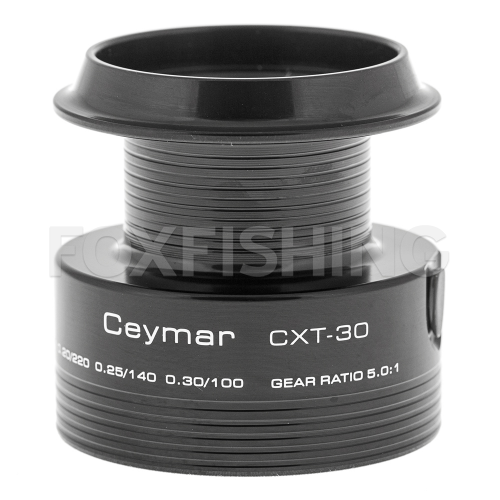 Катушка безынерционная OKUMA CEYMAR XT CXT-30FD фото №9