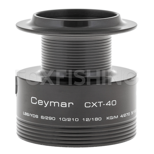 Катушка безынерционная OKUMA CEYMAR XT CXT-40FD фото №9