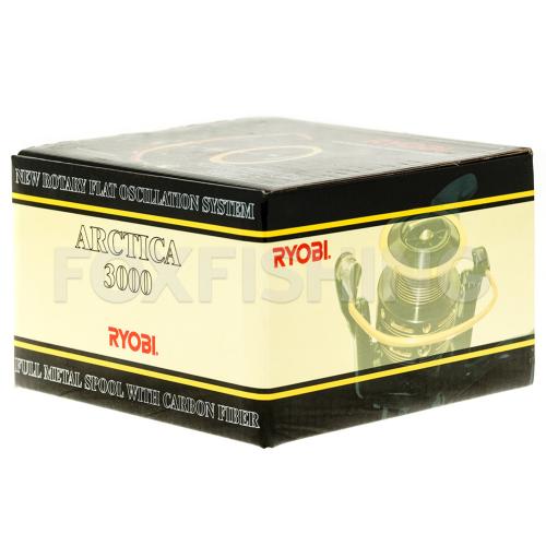 Катушка безынерционная RYOBI ARCTICA 3000 фото №9
