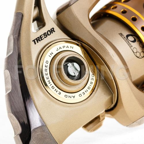 Катушка безынерционная RYOBI TRESOR 2000 фото №4
