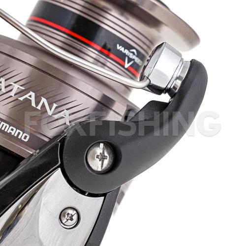 Катушка безынерционная SHIMANO CATANA 4000FD фото №3