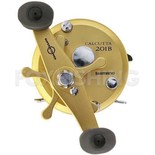 Катушка мультипликаторная SHIMANO CALCUTTA 201 B (250 SIZE) (LH) фото №3