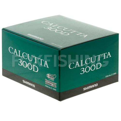 Катушка мультипликаторная SHIMANO CALCUTTA CT300D фото №8